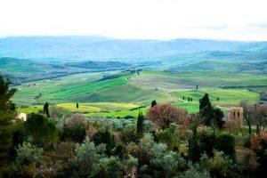 [이탈리아 여행] 발도르차 평원의 겨울 풍경을 담아보다.