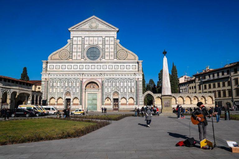 [이탈리아 여행] 피렌체 산타 마리아 노벨라성당(Church of Santa Maria Novella)