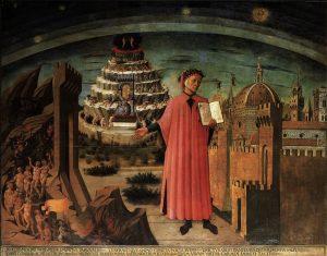 [피렌체 예술가 시리즈] 르네상스 문학 시대를 연 단테 이야기
