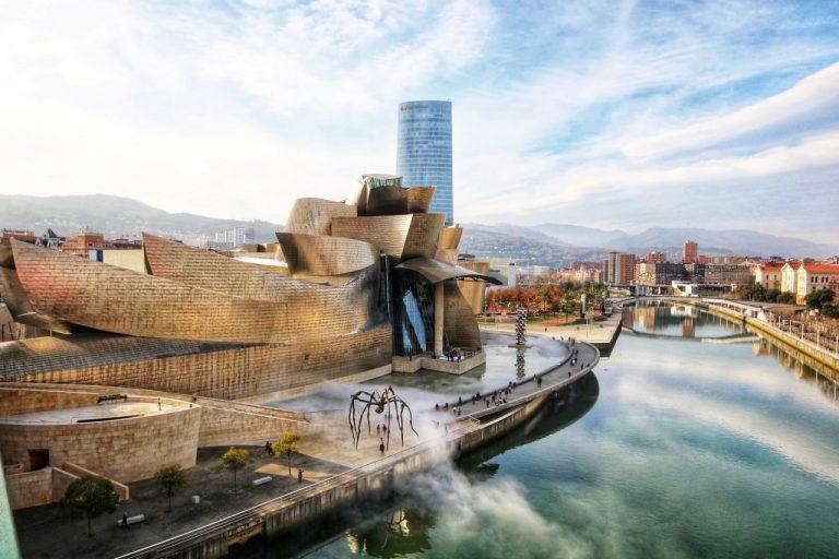 스페인 빌바오, 낙후된 공업도시에서 쿨한 문화도시로 변하다